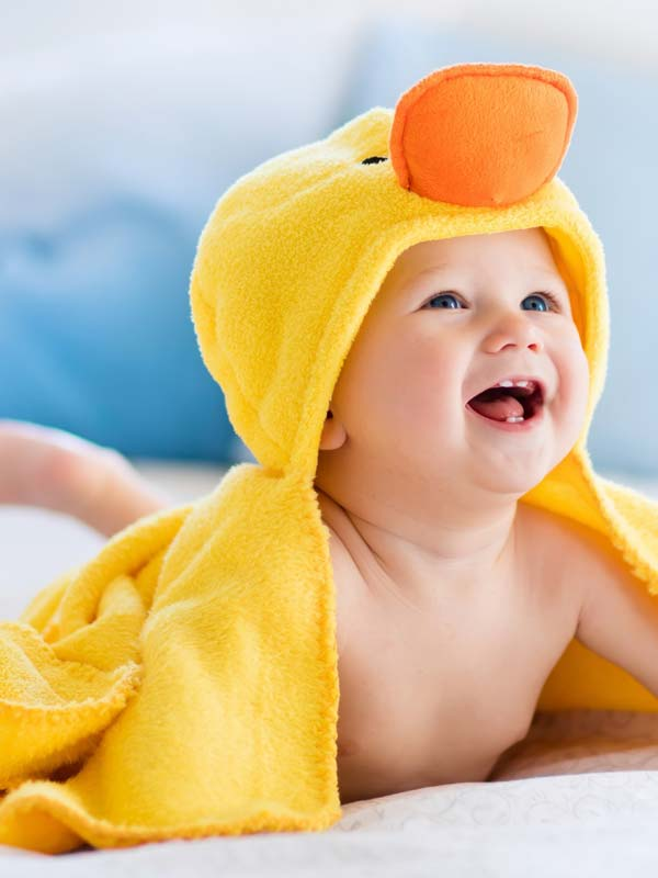 προϊόντα υγιεινής μωρού